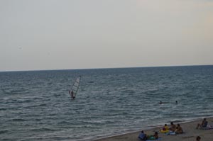 Новый пансионат на Азовском море